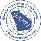 The Georgia Association of Professional Private Investigators logo
